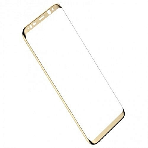 outlet store e03c7 6b6eb Galaxy S8 Plus Screen Protector(3D Glass), OTAO 3D [Case-friendly] Tempered  Glass Screen Protector For Samsung Galaxy S8 Plus/8+ (Case-friendly) Gold