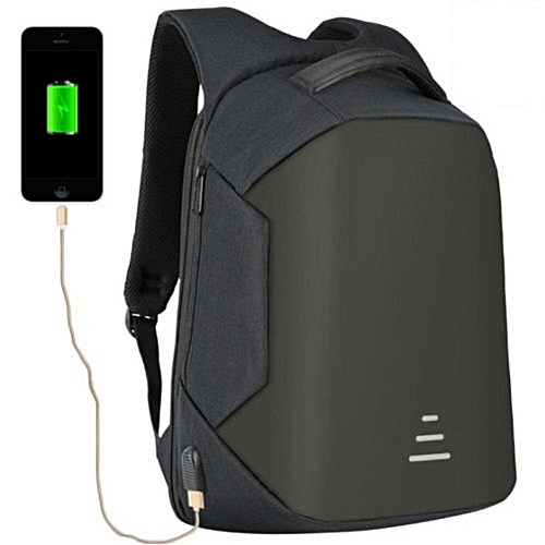 2dfabef1b805 KODDS 2019 Anti Theft Bag With Power Bank- Smart Laptop Backpack ...