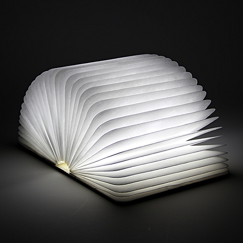 Book Light (Large) Warm Light Night Light