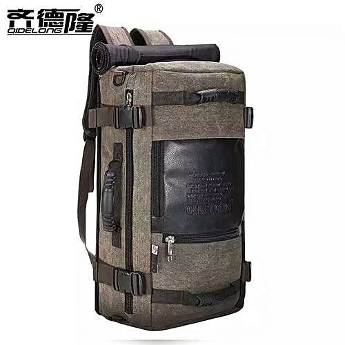 Convertible Multipurpose Backpack (Laptop/Travel/Camp/Force/Sports) Bag