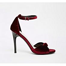 ebda26606b91 Faith Faith Fizz Cutout Heeled Sandals. ₦ 13