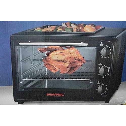 ELECTRIC OVEN + GRILLING FUNCTION