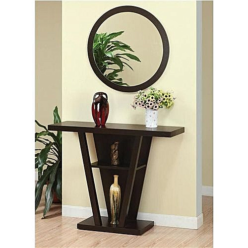 Brown Console Table (Lagos Only)