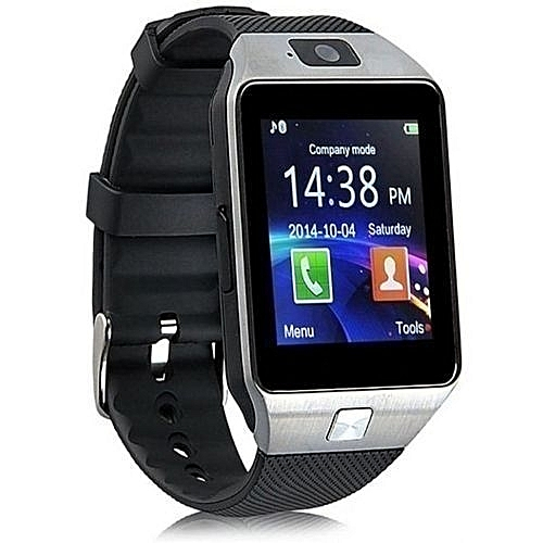 Smart Phone Wristwatch - Silver