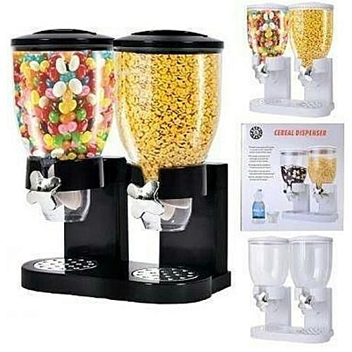 Cereal Dispenser- Double