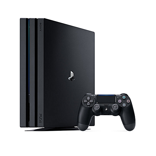 PS4 Pro 1TB 4K Console
