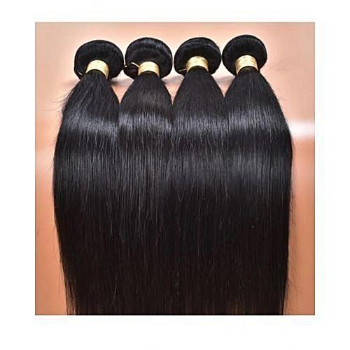 Straight Hair Full Head Bundle