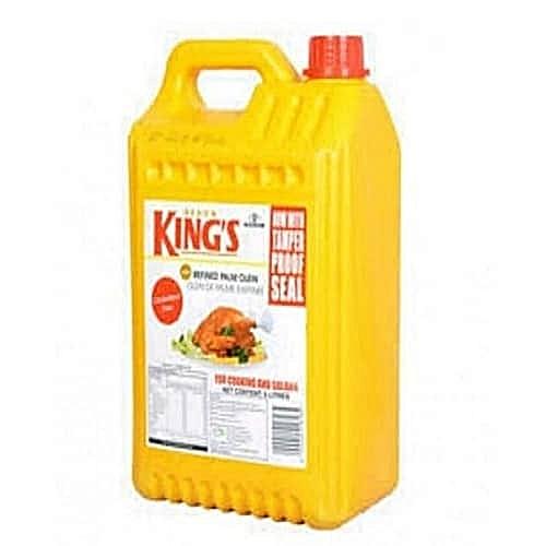 DEVON KING'S Vegetable Cooking Oil 4.25 Litres