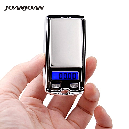 High Accuracy 0.01g 100g Digital Display Mini Pocket Jewelry Silver Scale Car Key Design Household Weighing 17% Off