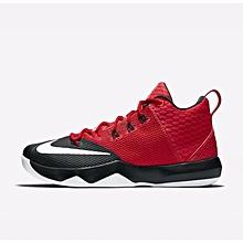 c58f99b5f3f7 Nike Men Ambassador IX Basketball Red 852413-616