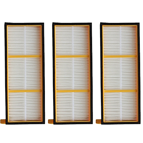 3x Replacement HEPA Filters Shark ION Robot RV700 RV750 Vacuum Cleaner Part