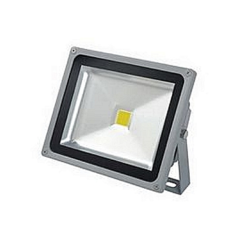 Head 30W LED Security Flood Light - White