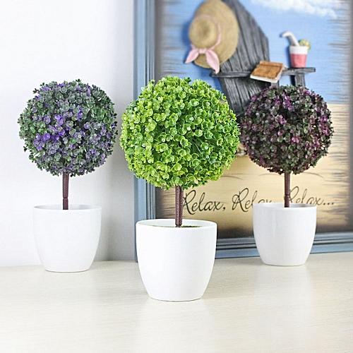Office Decorative Trees Potted Plant Potted Pot Decorative Decoration