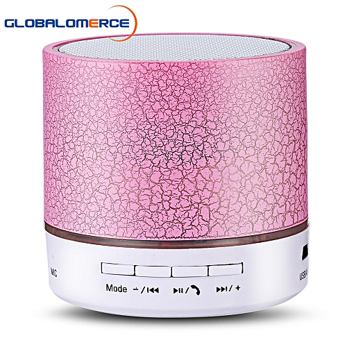 Buy Generic A9 - Wireless Bluetooth Speaker With Crack Pattern/LED ...