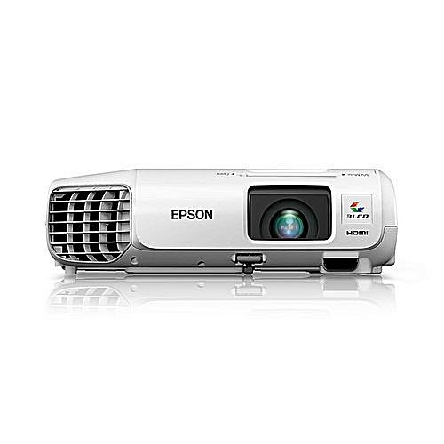PowerLite S27 SVGA 3LCD High Resolution Projector