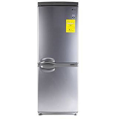 GC-269VL Bottom Mount Refrigerator - Silver