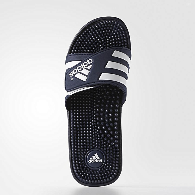 d01e91d4e5651 ... Adidas Men s Adissage Slides -New Navy  Running White · Men s Adissage  Slides -New Navy  Running White