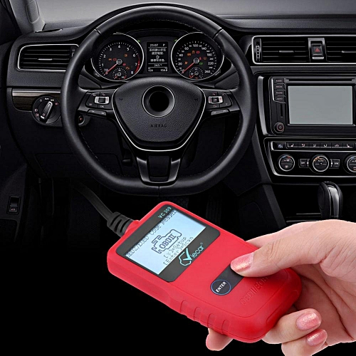 Car Scanner Tool Diagnostic Fault Code Reader Auto OBDII OBD2 OBD