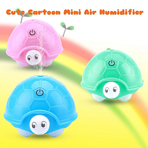 160ml Cute Mini USB Powered Colorful LED Light Humidifier