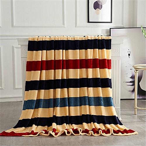 120cmx200cm Velvet Blanket Soft Levin Blanket Couverture Polaire Carpet Multicolor
