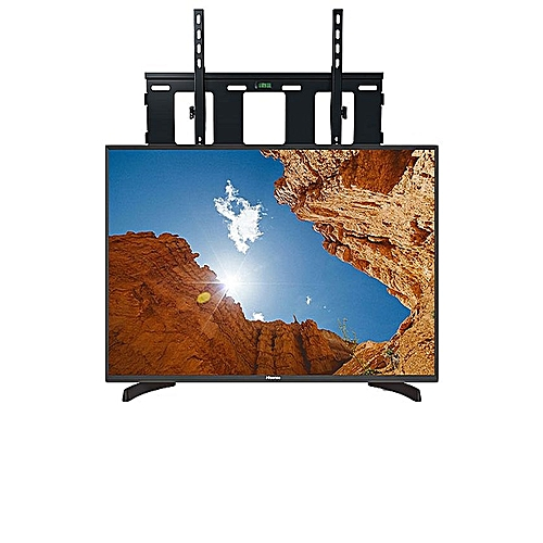 Hisense 32 Inch Hisense Hd Led Tv Plus Free Wall Bracket Jumia