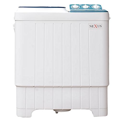 7kg Semi Automatic Twin Tub Washing Machine (Blue CV)
