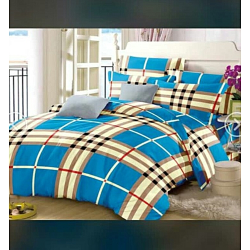 Bedsheethub Quality Bedsheet(4 Or 2pillow Cases)