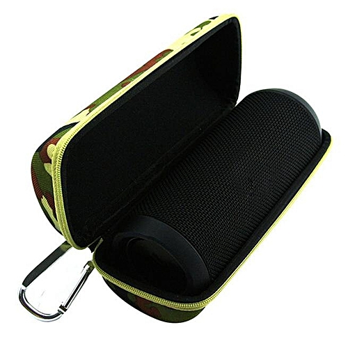 Noble Trend Zipper Travel Portable Hard Case Bag Box For JBL Flip 3 Bluetooth Speaker