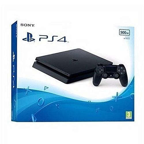 PlayStation 4 Slim Console 500GB