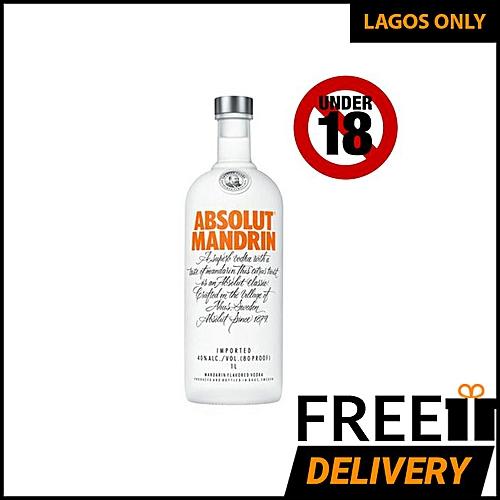 Vodka Mandrin 1L
