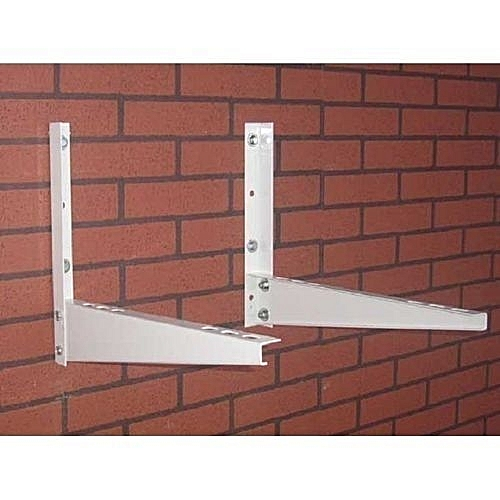 Wall AC Hanger For Suitable For All Split Unit Air Conditioner, Wall Sleeves, Nuts And Screws For Easy Installation.