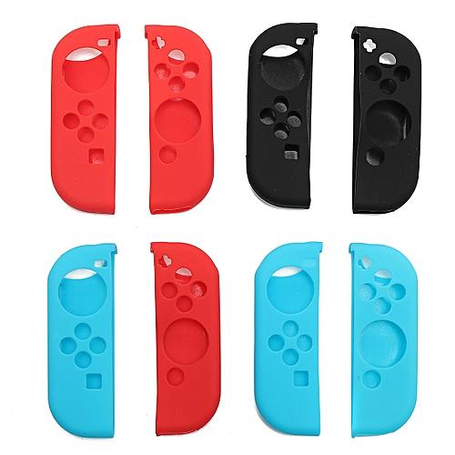 Anti-Slip Slicone Case Cover Skin Holder For Nintendo Switch Joy-Con Controller