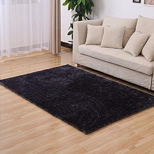 Modern Silk Carpet Living Room Rectangular Coffee Table Sofa Bedside Carpet Bedding