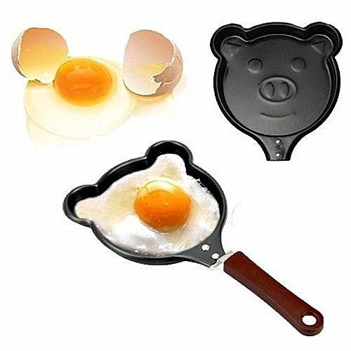 Bear Shaped Mini Non-Stick Egg Fry Pan