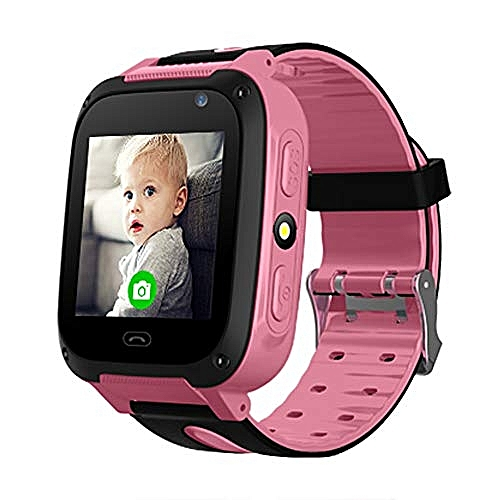 Kids Smart Watch, 1 44 Inch Games Timer Alarm Clock Camera Pedometer  Touchscreen Kids Watch