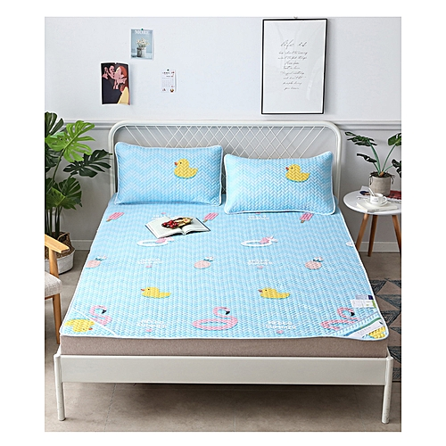 Air Conditioning Soft Cool Bed Mat QXSJL Three Pieces Sets