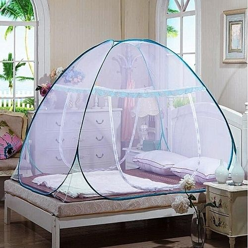 Mosquito Net Tent (Foldable) 6X6 Bed & Buy Mosquito Net Tent (Foldable) 6X6 Bed @ Best Prices Online ...