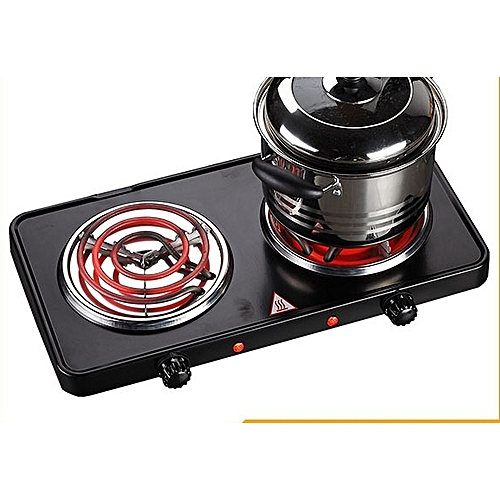 Hot Selling Mini Electric Stove With Two Burners