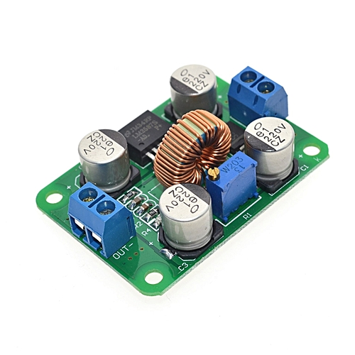 Free Shipping LM2587 DC-DC Power Modules Boost Module Over Lm2577 (Peak 5A) DC Step-Up Converter Module