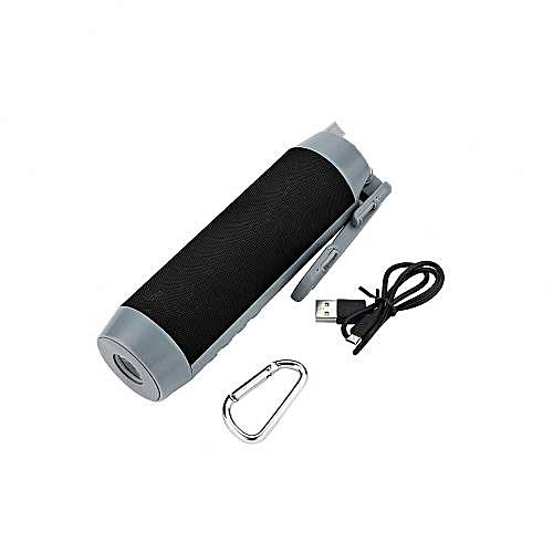 Wireless Bluetooth Speaker With Selfie Stick
