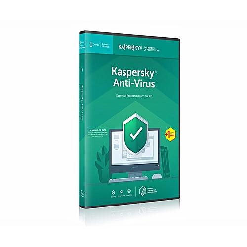 Antivirus 1PC (+ 1Free User) - 2019 Version