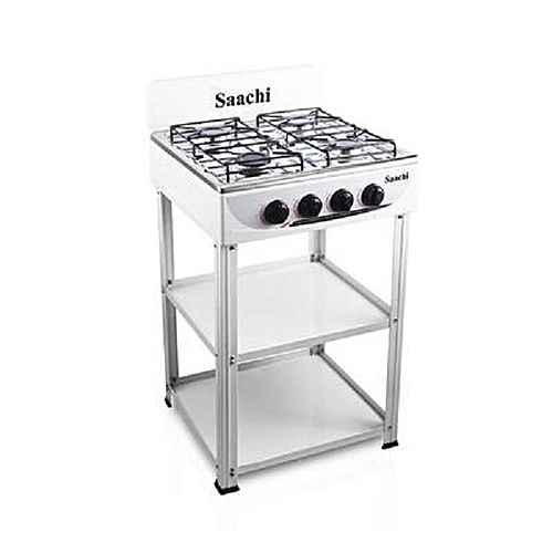 Kitchen Table Top Maxi 4 Burner Gas Cooker