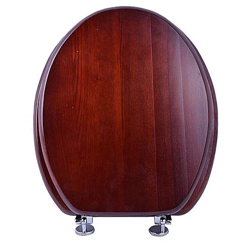 Toilet Seat Mahogany Wooden