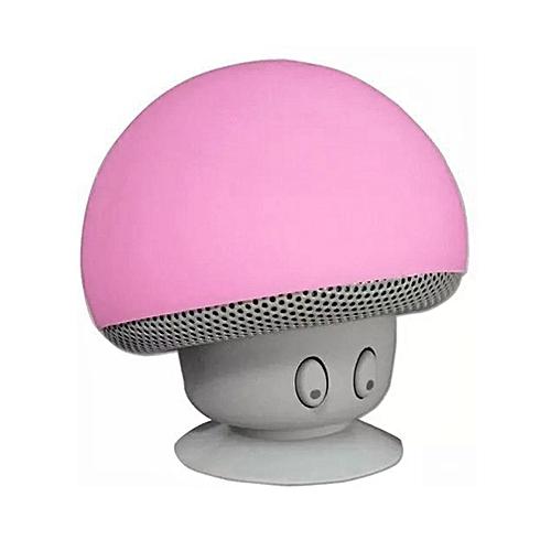 Bluetooth Speaker Mushroom Stereo Loudspeakers Waterproof Mini Subwoofer