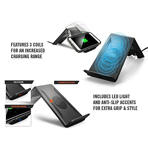 Mobile Phone Wireless Charging Charger Support For Samsung Charging Device
