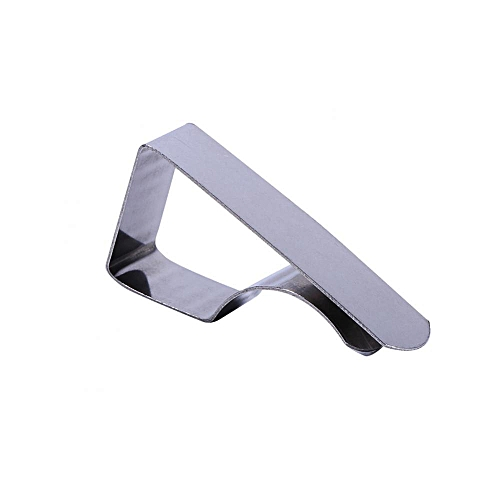 European Style Adjustable Stainless Steel Table Cloth Clip Home Party Sets Picnic TableCover Clamps