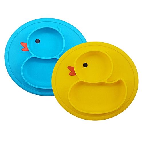 Duckling Type Children's Plate