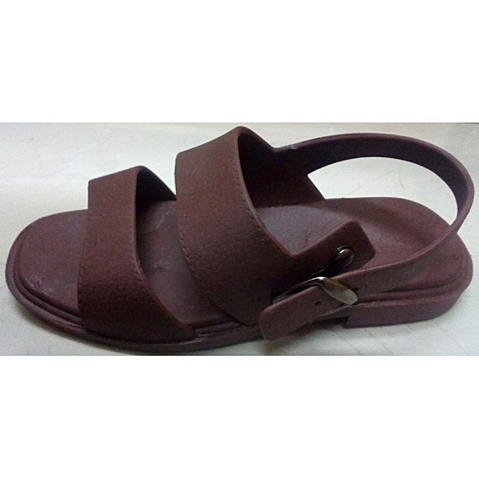 202a7a43c Britind Rubber Sandal (Brown)
