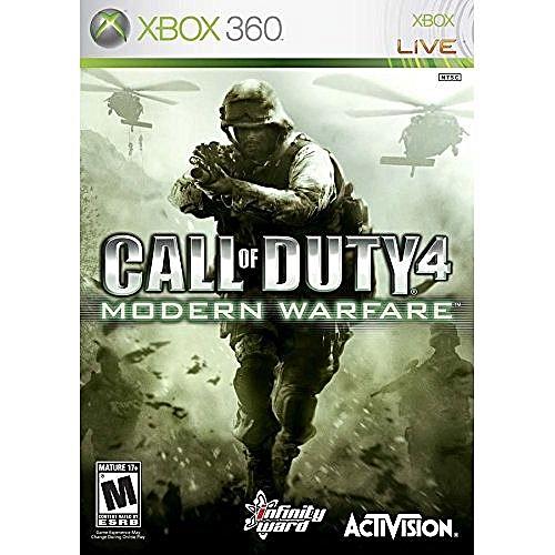 Call Of Duty 4: Modern Warfare - (Xbox 360)