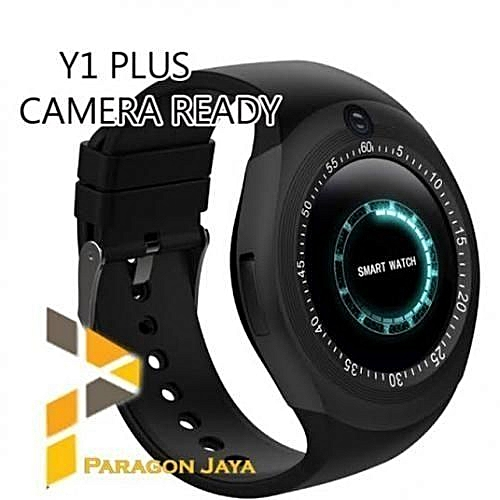 Y1 Smartwatch Gsm Sim Card With Camera